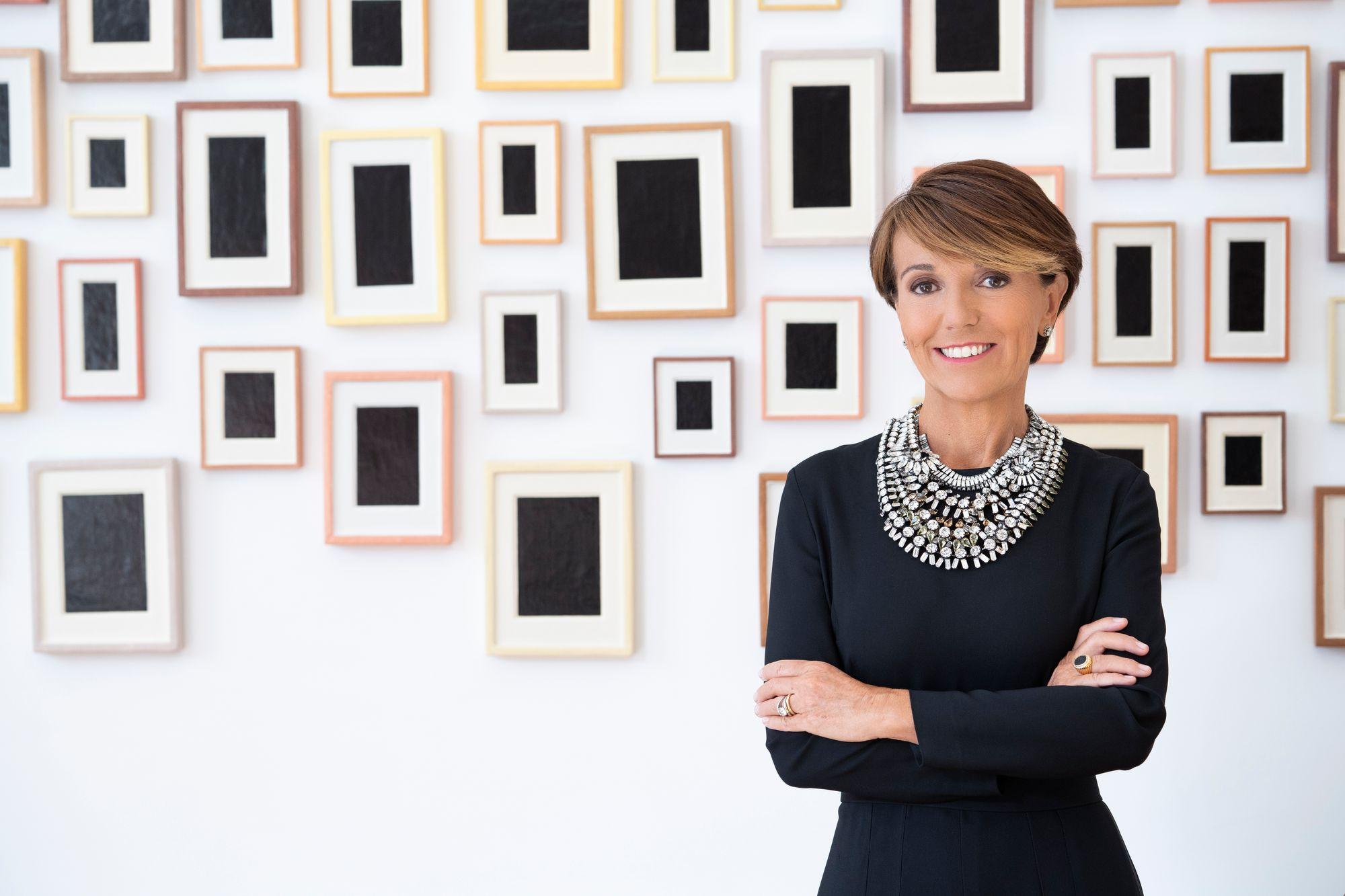 Interview with Patrizia Sandretto Re Rebaudengo, President of the Fondazione Sandretto Rebaudengo